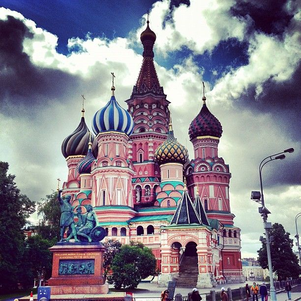 @ArchDaily in #Moscow! The Saint Basil Cathedral (1561) at Red Square #russia #archdaily #architecture #instagood #iphonesia: Red Squares Moscow, Moscow Russia, Dreams Places, Favorite Places, Basil Cathedrals, Gorgeous Places, Beautiful Places, Architecture Instagood, Saint Basil