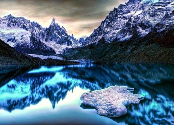 Les plus beaux lacs du Monde - Lago Torre - Argentine