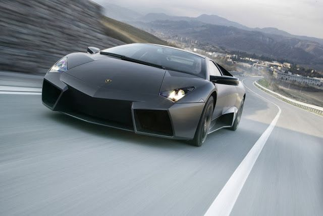 Lamborghini Reventon  Price - $1,6 million