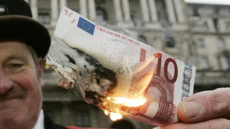 Planet Money podcast on Euro debt and Greece's issues.