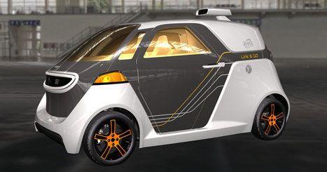 Le Grand prix national de l'ingénierie à Akka Technologie pour un concept car | Mobilité intelligente & partagée | Scoop.it