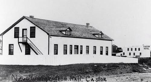 New Immigration Hall-1925