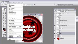 Button graphic making