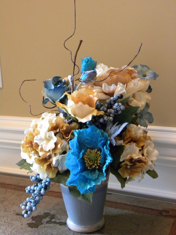 155 Best Images About Floral Arrangements On Pinterest