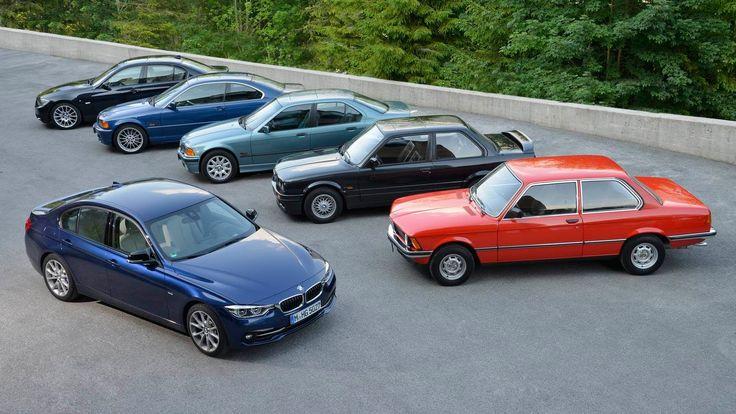 Посвящается всем фанатам BMW 3 серии  Шесть поколений. 40 лет совершенствования. Миллионы поклонников. Все это BMW 3 серии - одна из самых популярных моделей во всем мире.   http://bmwguide.ru/for-all-bmw-3-series-fans/