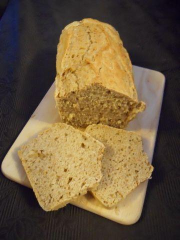 Schnelles Dinkel-Bier-Brot