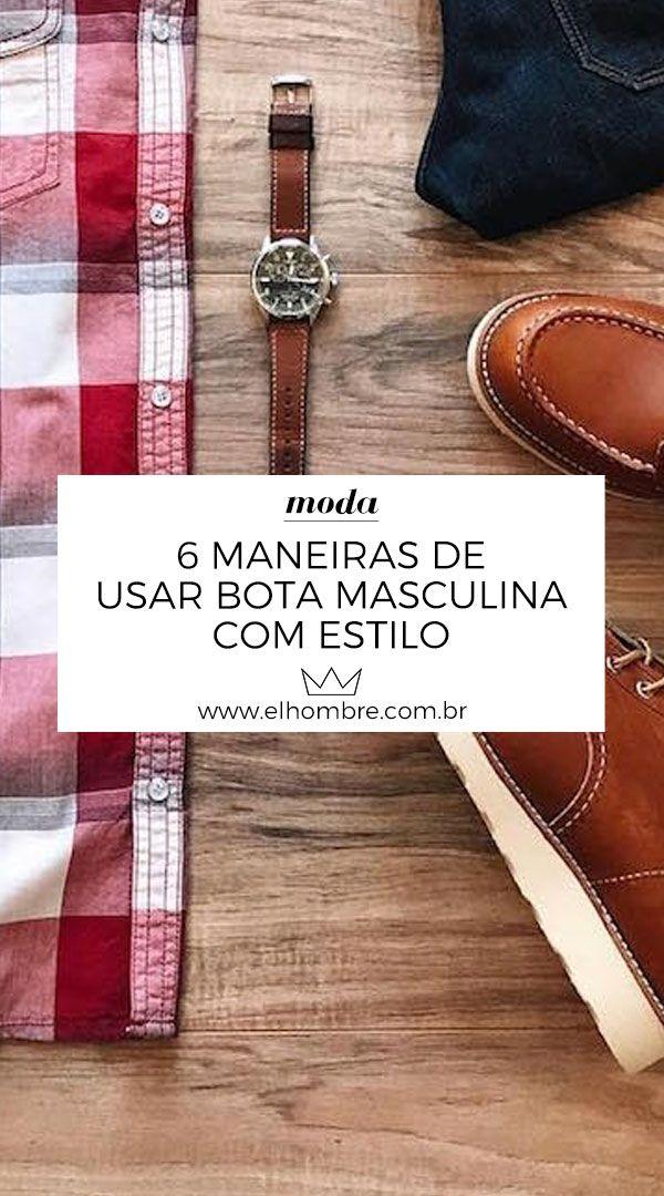 1913627c0 6 maneiras de usar bota masculina com estilo
