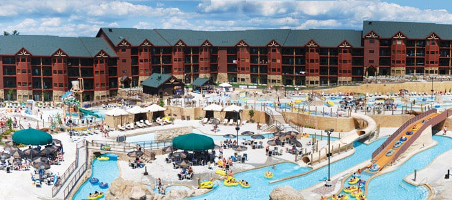 Glacier Canyon Lodge at the Wilderness... My labor day weekend will be spent here, for my cousins bachelorette party!!! :) I'm excited.