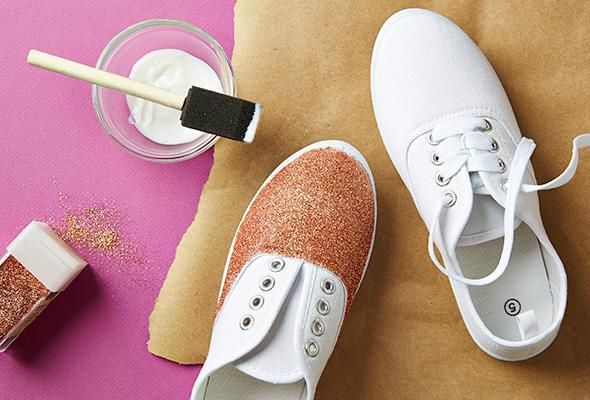 Get Your Kicks: Giving Your Shoes Some Extra Sparkle
