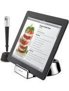 Belkin Tablet Stand with Smart Stylus $49.95 #davidjones #fathersday #gifts #culinary #belkin #tablet #recipe #cook #cooking #kitchen