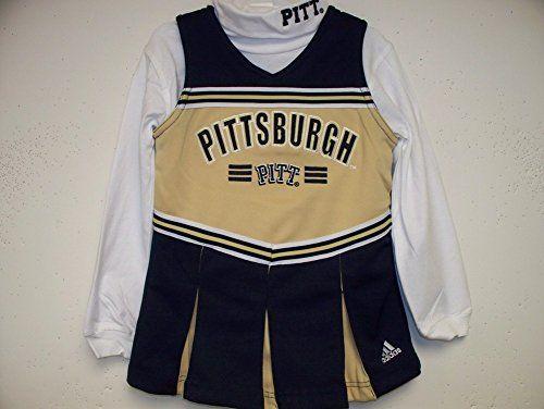 Pitt Panthers Cheerleader Costume