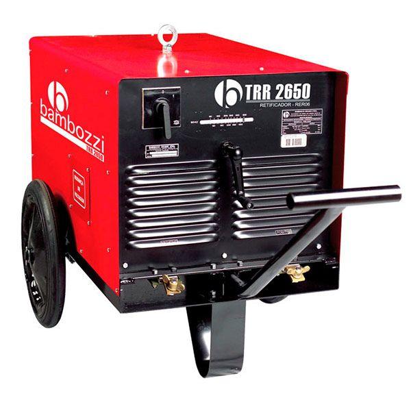 Solda TIG Eletrodo Revestido Bambozzi TRR 2651 TIG Ref 278