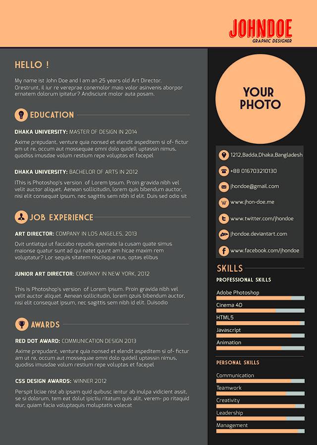 81 best resume templates plantillas images on pinterest