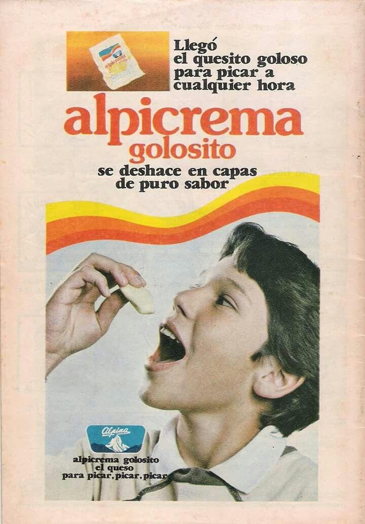 golosito año 1982