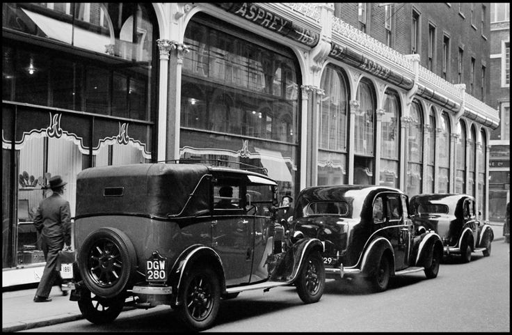 DGW 280 Austin heavy 12/4 Low Loader cab with Jones body built circa 1935-38.