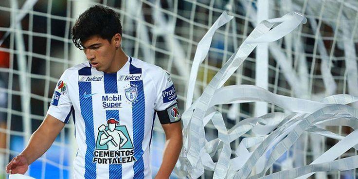 Erick Gutiérrez es baja de Pachuca para el Mundial de Clubes 2017 - Diario Depor