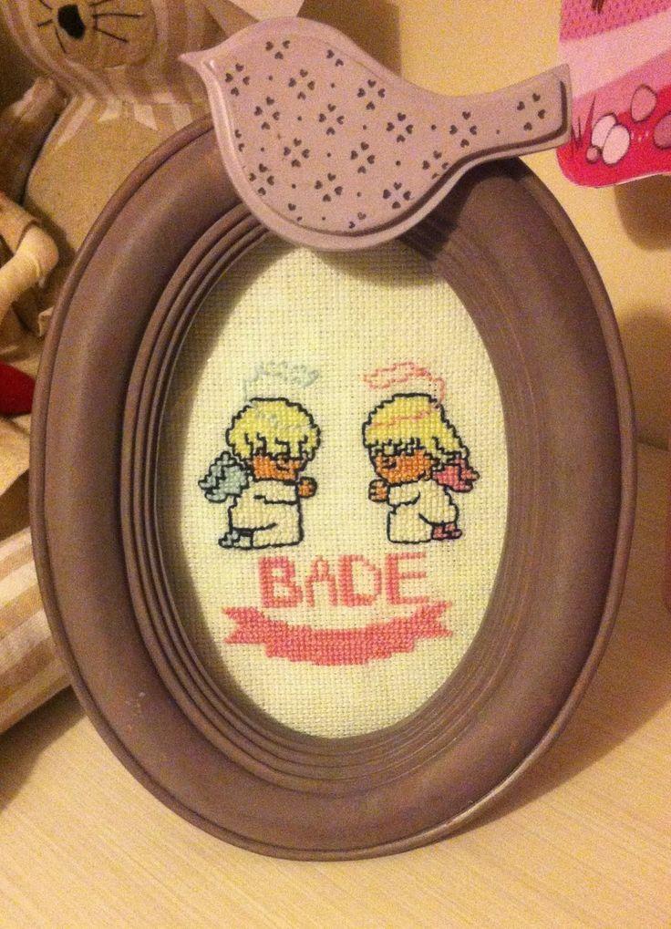 Sen de Dene: Bebek çerçevesi