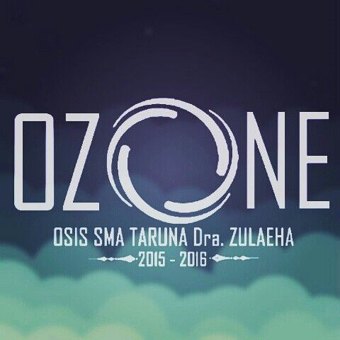 Design Logos of OZONE Osis SMATAR 2K15 - 2K16 by kep
