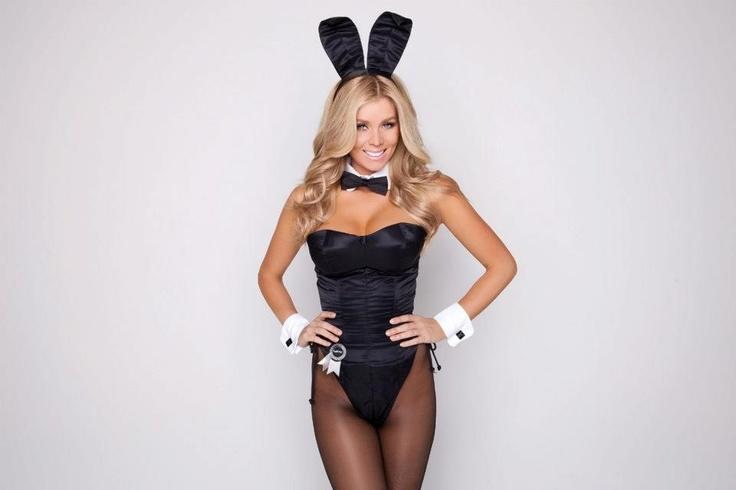halloween costume idea- bunny