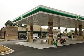 gas stations: Roadside Gas, Wallets Happy, Gas Stations, Gas Pumps