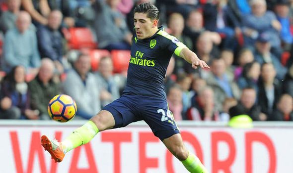 Arsenal Team: Giroud on bench against Tottenham Bellerin starts Iwobi gets nod   via Arsenal FC - Latest news gossip and videos http://ift.tt/2f6ttrm  Arsenal FC - Latest news gossip and videos IFTTT