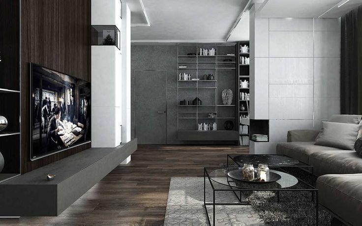 Роскошные дома с индивидуальным подходом к открытому пространству