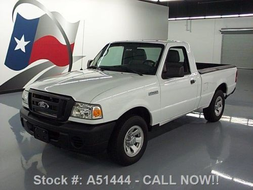 2010 FORD RANGER REG CAB AUTO CRUISE CTRL BED LINER 72K TEXAS DIRECT AUTO, US $12,480.00, image 1