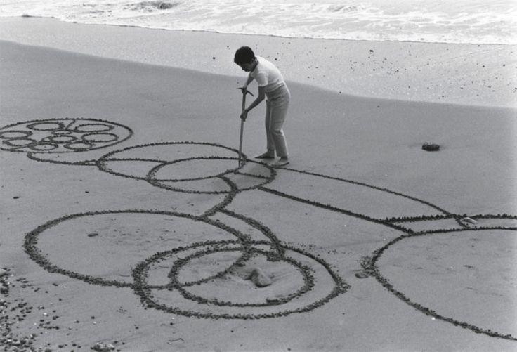 Image result for Atsuko Tanaka sand