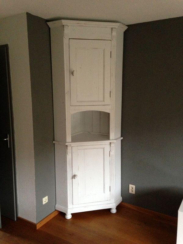 Hoekkast in landelijke stijl meubelspuiterij sprado pinterest - Credenza voor keuken ...