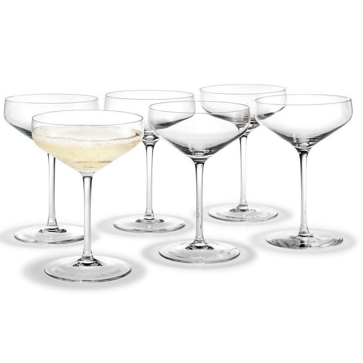 Perfection Cocktail 38 cl, 6-pakk, Holmegaard