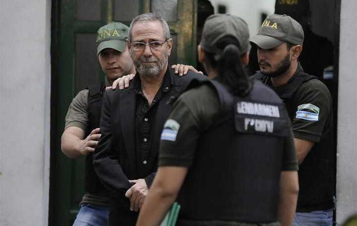 Ricardo Jaime presentó un habeas corpus porque en la cárcel no puede ver fútbol por TV
