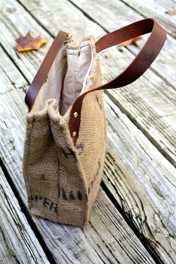 Recycled Burlap, Thermally Insulated. Can purchase big bags of burlap at Sweet Eugene's