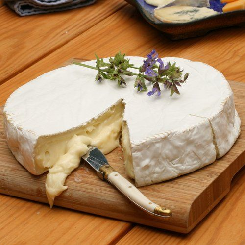 Ships expedited in a reusable insulated cooler to ensure freshness A world famous cheese in all its glory Enjoy it throughout the day French Brie Val de Soane - 2 pound (2.2 pound)