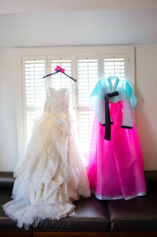 Kim Me Hee is THE renowned designer of Custom Hanbok (Korean wedding dress) of all time. Her designs are sought after and have been worn by Sandra Oh and Jessica Alba, and even featured prominently in                                                                                                                                                                                 More