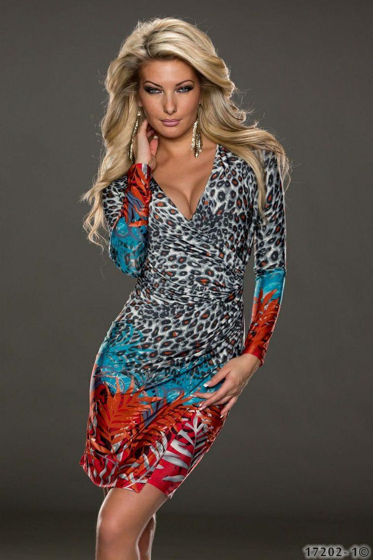 Rochie EnchantingLady Red >> Click pe poza pentru a vedea pretul. #rochii #rochiideseara #fashion #dress #rochiideocazie