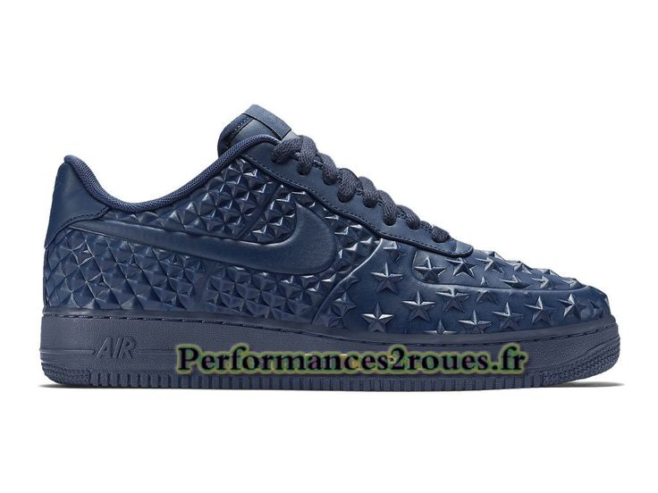 "Nike Air Force 1 LV8 VT ""Independence Day"" Low Chaussures Nike 2017 Pas Cher Pour Homme Bleu 789104-400"