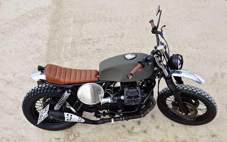 Harley Davidson  Scrambler Usata