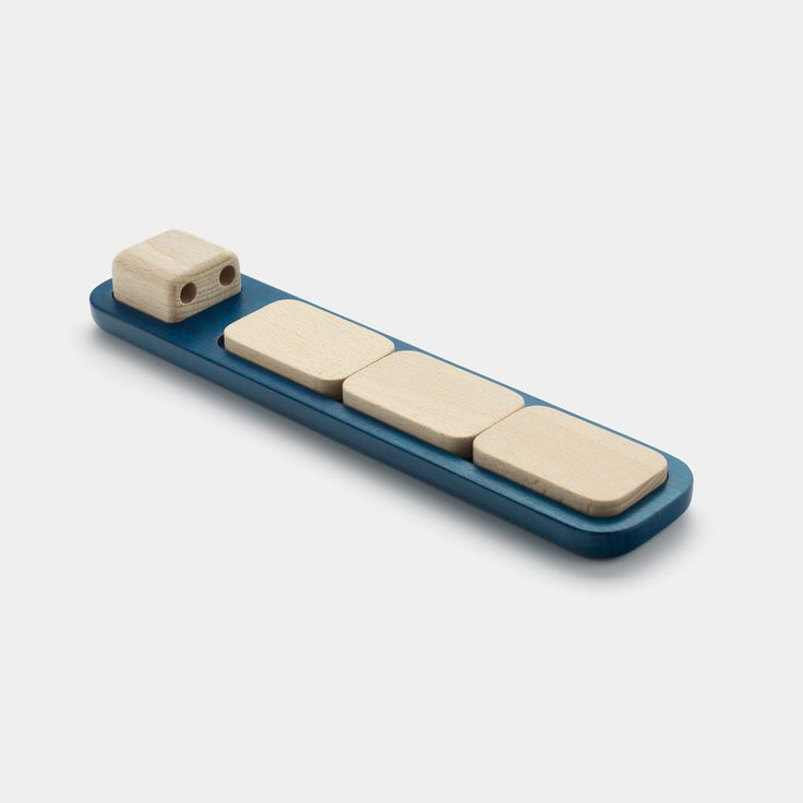 Permafrost's Shipping wooden toy set with the barge