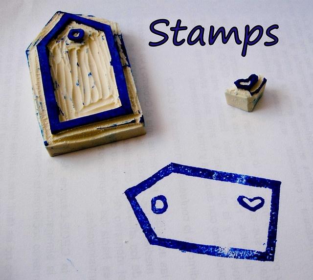 Mis primeros sellos