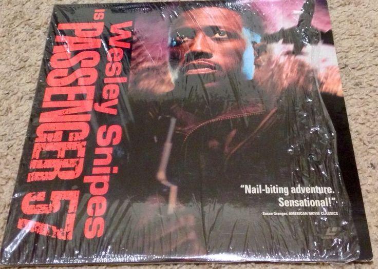 Passenger 57 Widescreen Edition on Laserdisc 1992 Wesley Snipes | eBay