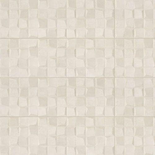 Calix 12 X 36 Matte Ceramic 3d Wall Tile In Beige In 2020 3d Wall Tiles Wall Tiles Concrete Texture