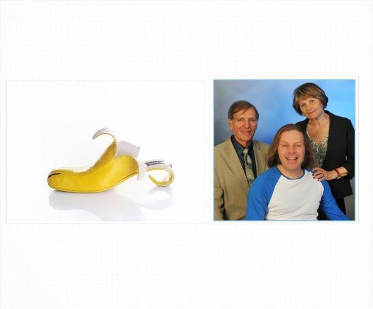La banane Philippe Katerine Chaussures shoes music