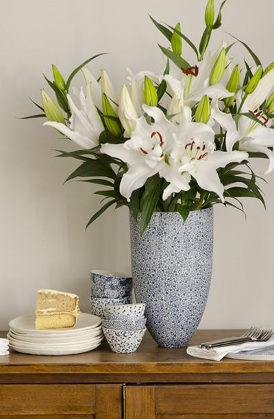 Floralware vase by Eucalypt Homewares