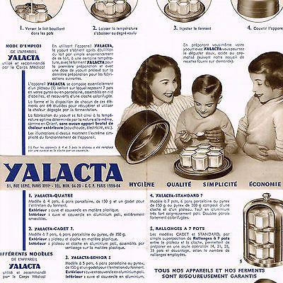 Yaourtiere Yalacta Bakelite 5 Pots + Centre Complete Vintage 50's Yoghurt Maker…