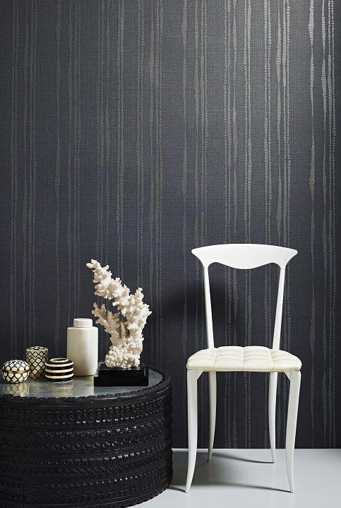 Laddered Stripe http://www.kellyhoppen.com/shop-by-type/wallpaper/laddered-stripe-blue-wallpaper