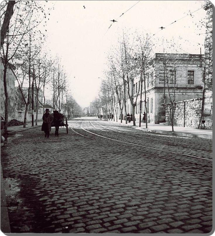 Beşiktaş - Ortaköy arası - 1930 lar