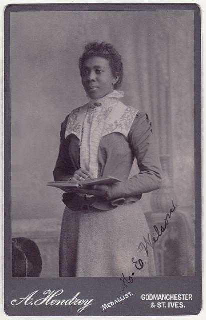 M. E. Wilson of St. Ives, c. 1890s.