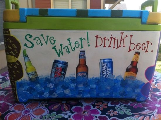 Crafty Coolers   Her Campus