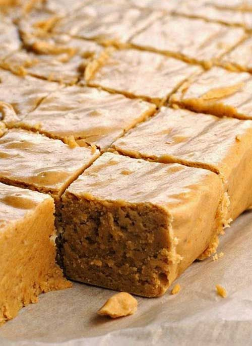 Recipe for Pumpkin Pie Fudge - Pumpkin here, pumpkin there, pumpkin pumpkin…