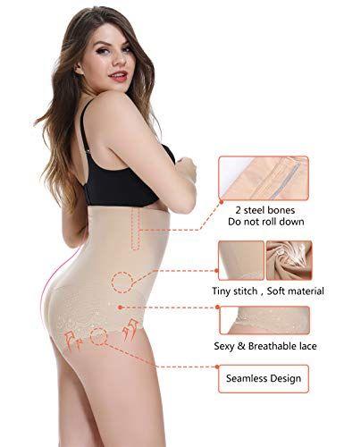 64d2e11a48 Joyshaper High Waist Cincher Trainer Panties Seamless Butt Lifter Shapewear  Firm Tummy Control Underwear